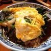 とっちゃんラーメン - 料理写真:ニラ玉子炒め¥650
