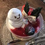 ランプカフェ - 料理写真:プリン
