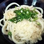 松下製麺所 - かけ 200円