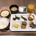 オルトカフェ - 料理写真:朝食