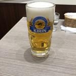 横濱崎陽軒シウマイBAR - 生ビール