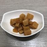 横濱崎陽軒シウマイBAR - シウマイ弁当の筍煮
