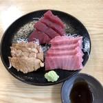 磯料理 魚の「カネあ」 - 鮪