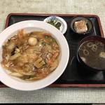 一福 - 中華丼