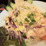 ヨンドン - 野菜サラダ(20111008)