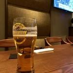 英国昇龍 - 生ビール!