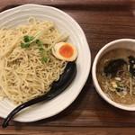 直久 - 鶏×秋刀魚つけ麺