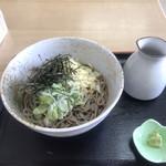 ぼたん亭 - 料理写真:冷やしたぬき ¥650