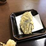 99043493 - ナスの天ぷら