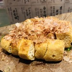 地鶏割烹 稲垣 - 栃木揚げ