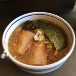 一閑人 - しょうゆチャーシュー麺