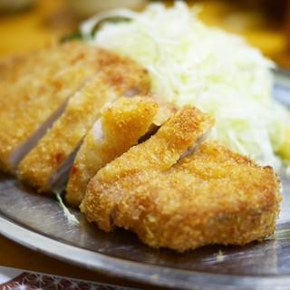 とんかつ 万平 - 料理写真:ロースかつ