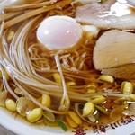 お食事処 龍華 - 豆もやしラーメン