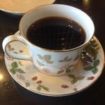 ヒロコーヒー - 日替りコーヒー 470円