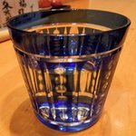 あじ彩 - あじ彩 「日本酒(二世古)」