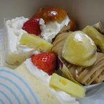近江屋洋菓子店 - 2011年10月 初テイクアウト