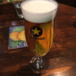 99050682 - おビール♡                       これは別腹(* ´ ェ `*)