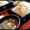 柿の木坂 更科 - 料理写真:鴨せいろ[大盛り]
