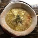 99053650 - 鶏の白雪麺(〆メシ付き) 700円