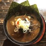 99053661 - 藤井家(ぼくんち)のらぁ麺(期間限定) 700円