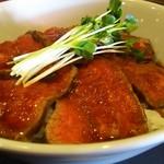 むちゃく - ローストビーフ丼