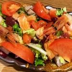 産直朝どれ鮮魚居酒屋 灘や - 海鮮サラダ