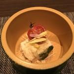 SHARI THE TOKYO SUSHI BAR - マスカルポーネチーズ豆腐