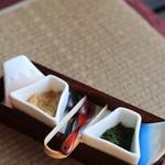 おだし香紡 - 料理写真: