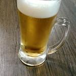 孫さんの小籠包 - 生ビールの小