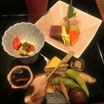 SHARI THE TOKYO SUSHI BAR - 花籠八寸