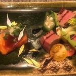 SHARI THE TOKYO SUSHI BAR - メインデッシュ
