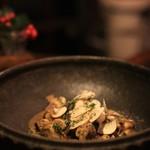 ミチスガラ - 牛の煮込み トリュフの風味で
