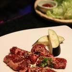 焼肉 幟 - 料理写真:ハラミ