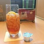 天壇  - アイス レティー