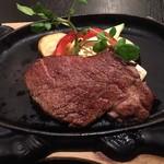 鷹山公 - フィレ肉の中心部位  「シャトーブリアン 150g」