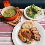 Netherd's land/Green peas soup&Stamppot《1月限定》