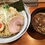 みつ星製麺所 - 料理写真:濃厚つけ麺 (´∀`)/ 麺特