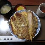 四條庵 - 料理写真:カツ丼