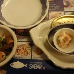 とろさば料理専門店 SABAR - 『さばのまるごとしゃぶしゃぶ柚子鍋コース』(全7品税込み3300円)