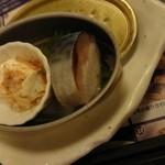 とろさば料理専門店 SABAR - 『さばのまるごとしゃぶしゃぶ柚子鍋コース』(全7品税込み3300円) 〆鯖寿司とチーズ
