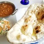デラレストラン - 料理写真:エッグキーマカレー