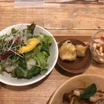 実身美 - サラダと副菜