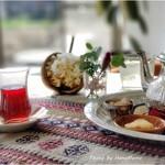 ルワム - ドリンク、カルカデ(エジプトのお茶)