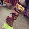 旅館みはる - 料理写真:シカの串焼き