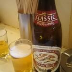 牡丹江 - 瓶ビール 500円