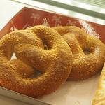 スウィートハート・カフェ - スウィートクリームチーズ・プレッツェル