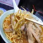 ふく寿 - 料理写真:みそラーメン750円税込