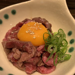 牛串萬の - 牛肉スレンドヾ(@^▽、^@)ノ