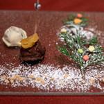 ブルガズ アダ - 2018.12 X'masデコレーションのチョコレート菓子