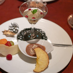 ブルガズ アダ - 2018.12 タトゥル厨房から本日のデザート